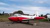 XS209 Jet Provost , Carlisle Airport