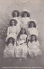 MAY1-121 Lanimer Queen & Maids of Honour 1911