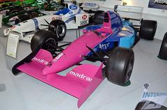 Photo of 1992 Brabham-Judd BT60B, Donington Grand Prix Collection, Donington Park Museum, 26th May 2018