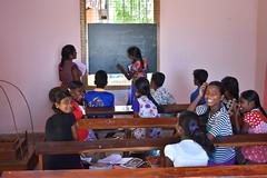 Naranthanai, St Peter and St Paul's Roman Catholic Church, school class