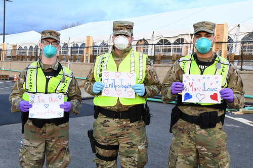 Massachusetts National Guard by The National Guard, on Flickr