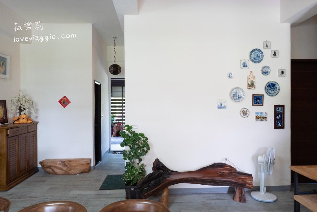 【台東 Taitung】普羅旺斯咖啡莊園 近市區南法鄉村渡假民宿 @薇樂莉 Love Viaggio | 旅行.生活.攝影