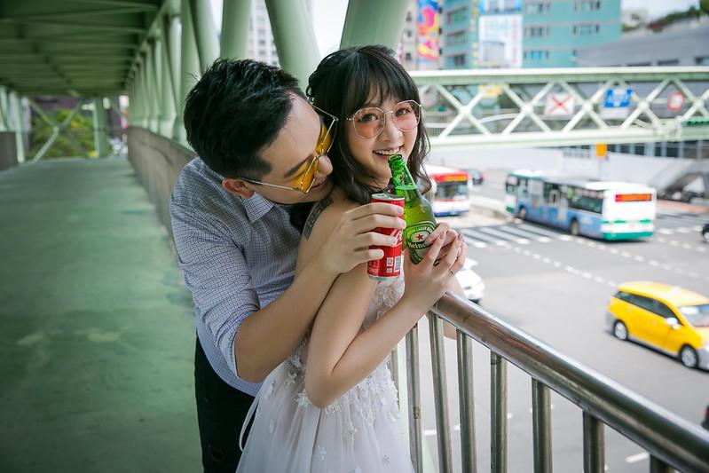 街頭婚紗 ,台北婚紗景點