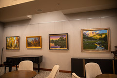 The May Gallery Patrons Lounge
