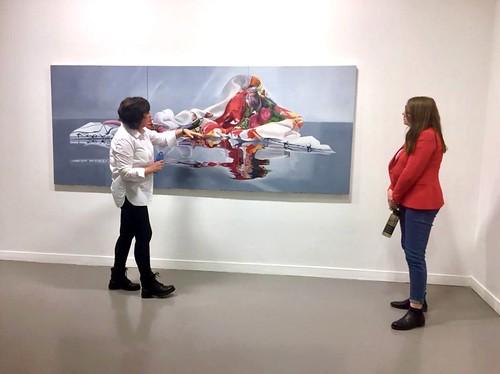 Conversation with Curator Ruth Carroll, RHA, Transition