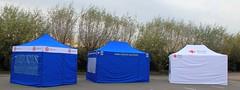 Corona Quick Folding test Tent