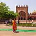 La Grande Mosquée (2) - Fatehpur-Sikri, Inde