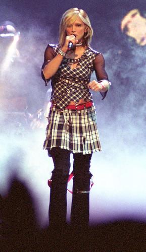 madonna live at the palace 08/25/2001