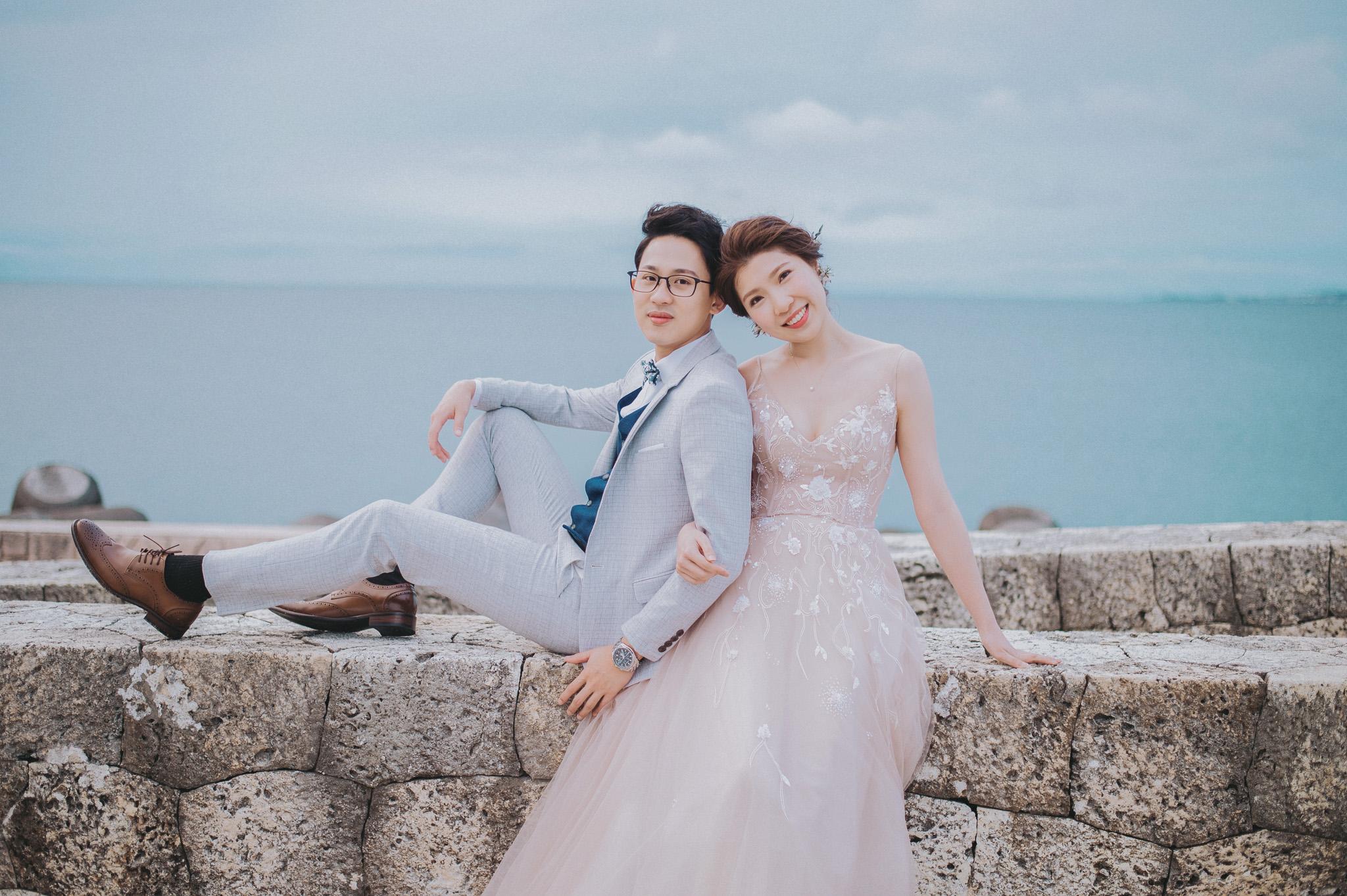 EW Easternwedding 婚攝 居米 婚紗 日本 沖繩
