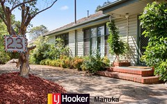23 Walker Crescent, Griffith ACT