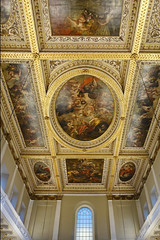 Peter Paul Rubens, ceiling of the Banqueting House, Whitehall, c. 1632–34
