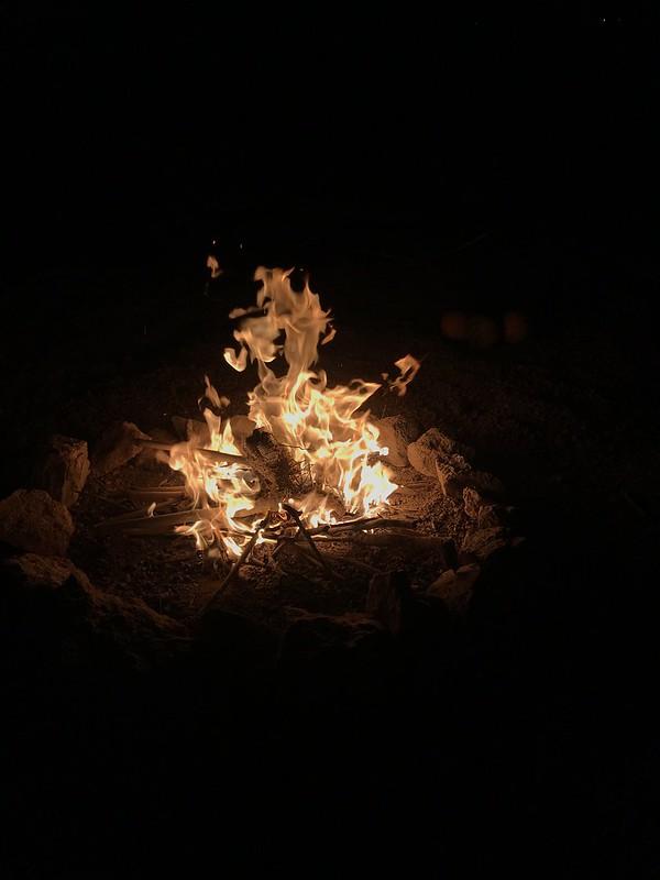 Campfire Ouarzazate Morocco