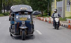 Tuk tuk, Chiang Mai, Tailandia