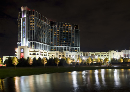 photo of detroit michigan MGM grand