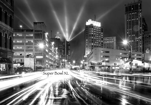 photo of detroit SuperBowlXL in Detroit, Michigan