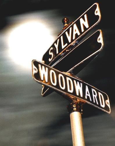 ferndale street sign