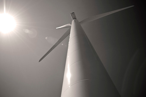 michigan Wind Turbine