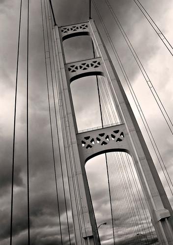 Mackinac bridge  4