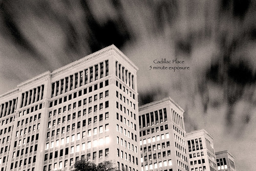 detroit michigan photos of buildings