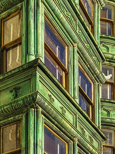 Framed in Copper