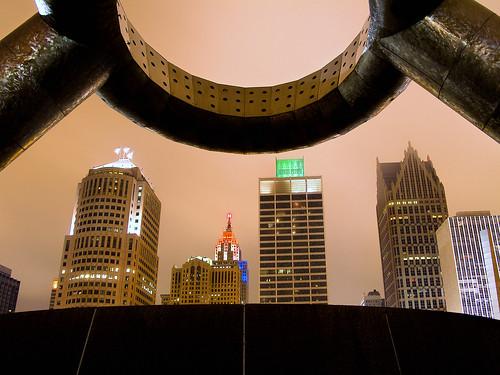Hart Plaza, Detroit, MI