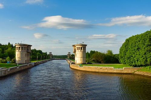 Moscow Canal 17 ©  Alexxx Malev
