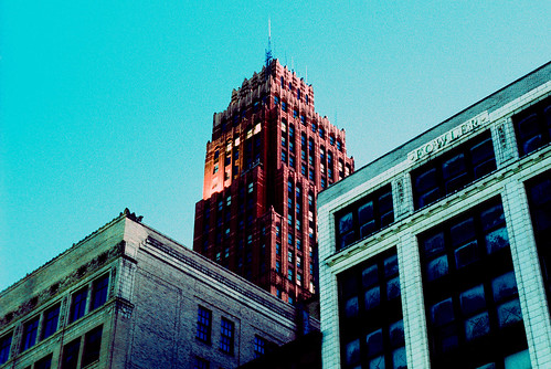 photos of detroit buildings