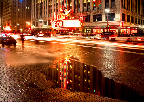 detroit photo of the fox theater