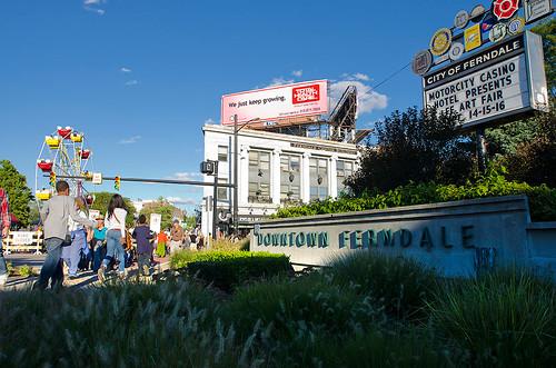 Photo of Downtown ferndale michigan copyright jeff white  6