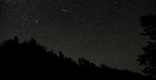 Mackinac Island shooting star Michigan  2