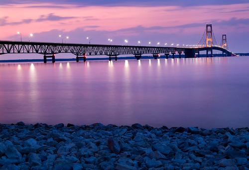 Mackinac bridge  36