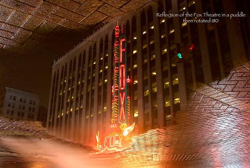 detroit photo of the fox theatre