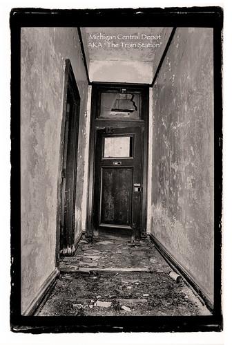 Depot Hallway