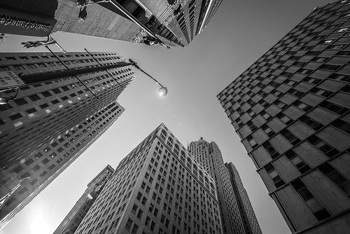 Downtown-detroit-michigan-skyscrapers-black-white-march-2018-jwhitephoto