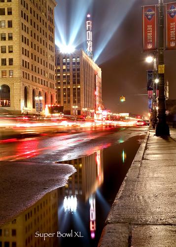 SuperBowlXL in Detroit, Michigan
