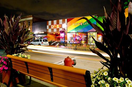 Photo of Downtown ferndale michigan copyright jeff white  25