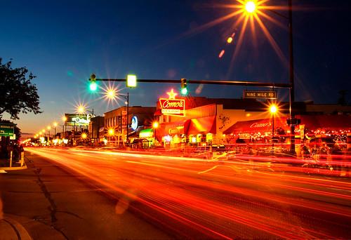 Photo of Downtown ferndale michigan copyright jeff white  20