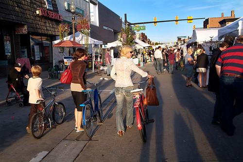 Photo of Downtown ferndale michigan copyright jeff white  18