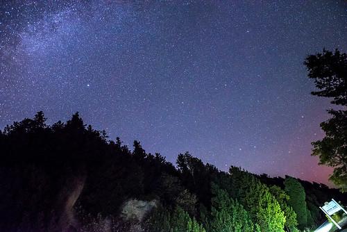 Mackinac Island shooting stars Michigan  2