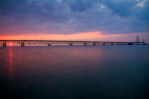 Mackinac bridge  34