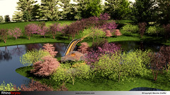 Archi extérieure-Rhinoforyou-LandsDesign-VisualArq-Vray-Grasshopper-06