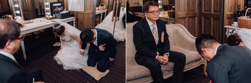 《婚禮紀錄》皓平 & 逢如 / 君品酒店