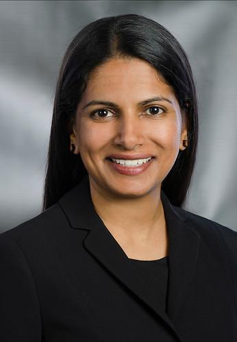 Monica Saxena M D