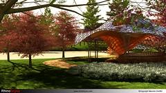 Archi extérieure-Rhinoforyou-LandsDesign-VisualArq-Vray-Grasshopper-09