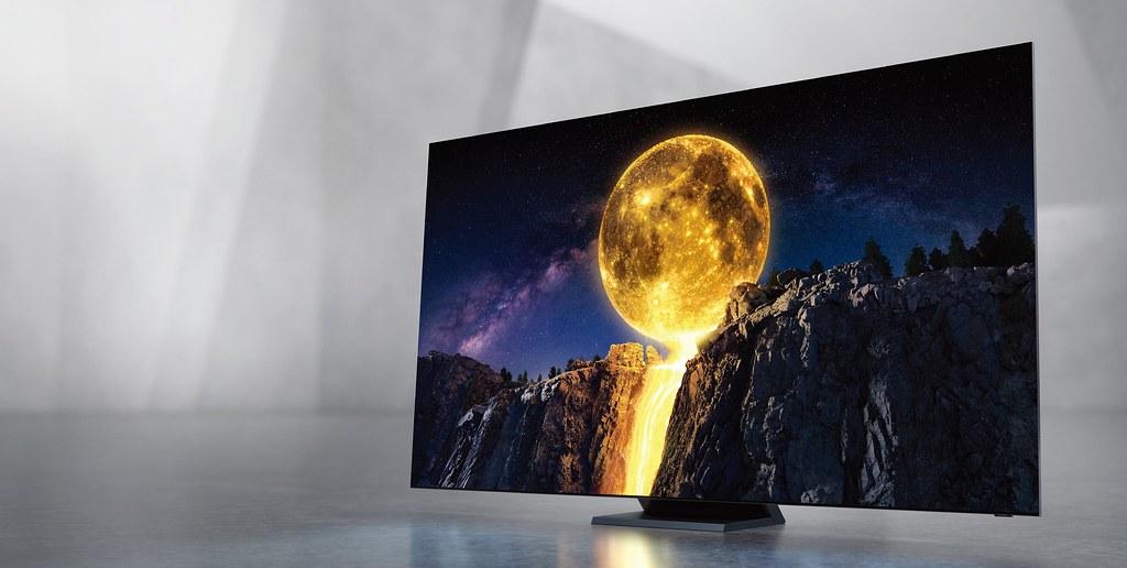 【新聞照片1】Samsung 2020 QLED 8K量子電視Q950TS_情境圖_1