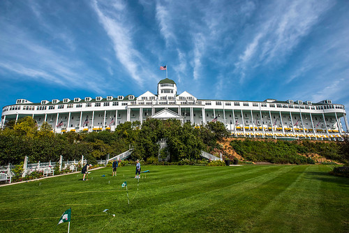 Mackinac Island Grand Hotel Michigan2