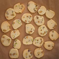 2020.03.08 Low Carbohydrate Pistachio Shortbread Cookies, Washington, DC USA 068 81218
