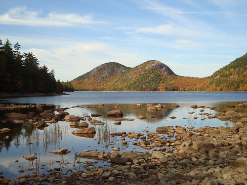 Jordan Pond - J Maloney
