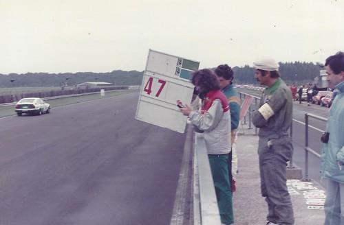 Imberti team TT 1985