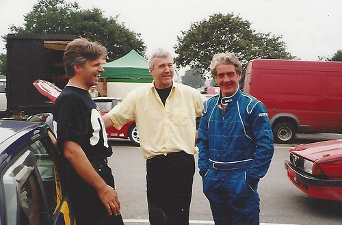 Sam Laird, Clive Hodgkin and Andy